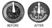 Fuel Selector Plate