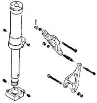 Torque Link Parts
