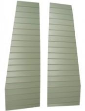 Rudder Skins