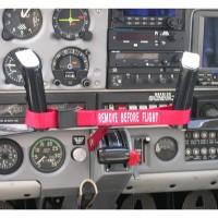Remove Before Flight Streamers