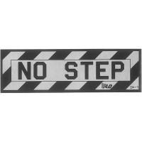 No Step / Step Here
